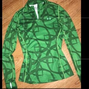 Womens Under Armour athletic pullover